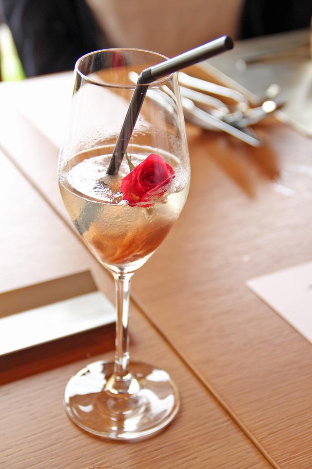 LULL ラルの梅酒のソーダ割