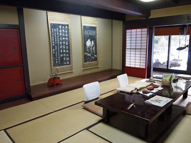 和田屋の部屋